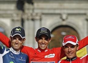 Contador, Purito y Valverde lideran la selección española más potente para el Mundial de ciclismo