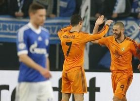 Champions: primer enemigo serio para el campeón en defensa del título ante un Schalke con ánimo de revancha