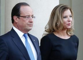 El libro que terminará de hundir a Hollande: su ex mujer arruina la imagen del presidente francés
