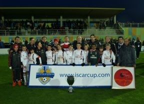 Llega la 'Champions' del fútbol benjamín: llega la 'Iscar Cup. Memorial Pedro Sánchez Merlo'
