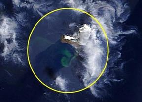 Los científicos avisan que en la erupción submarina de El Hierro no ha habido cambios