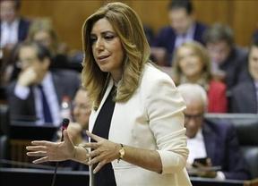 Susana Díaz propone en su discurso para lograr la investidura un gran pacto anticorrupción que entierre el escándalo de los ERE