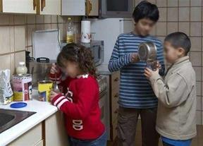 'Save The Children' da la voz de alarma: casi 3 millones de niños viven al borde de la pobreza en España