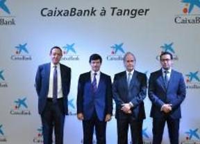 CaixaBank inaugura su nueva oficina en Tánger, la segunda de Marruecos