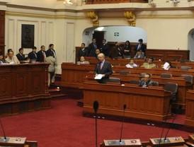 Consejo de Ministros aprobó proyecto de ley para reducir tasa del IGV de 19% a 18%