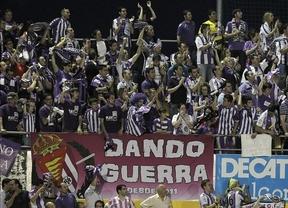 El Valladolid sufre pero acaba con el sueño de un nuevo 'alcorconazo' y regresa al fútbol de Primera (1-1)
