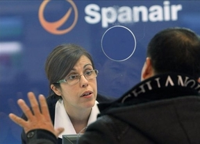 Las compañías de bajo coste luchan por hacerse con la cuota de mercado de Spanair