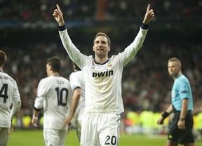 Higuaín cada vez más cerca de la Juve: su director general negocia en Madrid