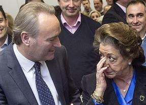 Fabra y Barberá repetirán como líderes en las listas del PP valenciano
