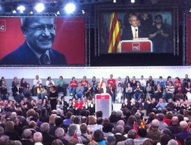 Montilla busca que Artur Mas se dé como ganador a la vez de que le avisa de que aún hay partido