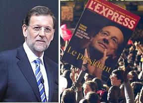 Rajoy no elige entre Hollande y Merkel: el modelo de crecimiento es compatible con la austeridad alemana