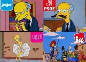 #memeselectorales: Con cambio o sin el... los españoles no pierden el humor