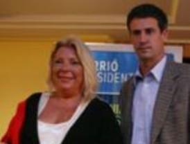 """Al ex presidente y ahora """"Primer Señor"""" le llueven críticas por lo acaecido en Colombia"""