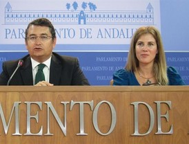 Sanz acusa a la Junta de llevar a cabo un