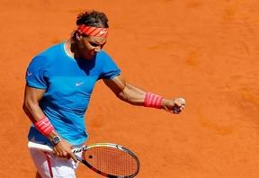 Rafael Nadal optará mañana a su quinto título en Madrid