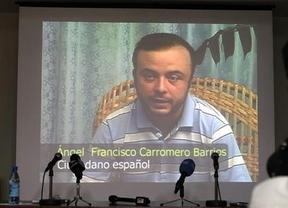 Carromero, acusado de homicidio por la muerte del disidente Osvaldo Payá