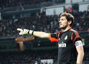 Mourinho no cuenta con Casillas, pese a tener ya el alta médica