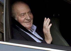 El Rey continúa su recuperación de manera 'satisfactoria' y recibe la visita de Rajoy
