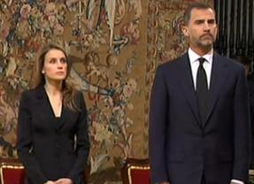 Funeral: los príncipes, Rajoy y otras autoridades recuerdan a las víctimas