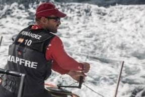 Problemas de incomunicación para Xabi Fernández y su tripulación en la cuarta etapa de la Volvo Ocean Race