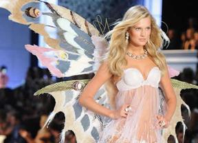 Toni Garrn se une a los ángeles de Victoria's Secret