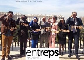 Empresarios y emprendedores de cinco continentes en Madrid