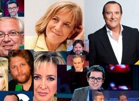 El veredicto de las tertulias: Valderas no descarta reeditar el pacto con el PSOE después del 22M