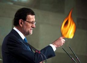 El repaso de Rajoy a España en media hora: recuperación, Bárcenas, corrupción, pensiones, Cataluña...