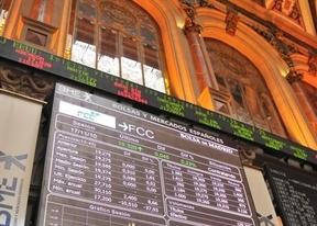 Los grandes valores animan al Ibex, que abre subiendo un 1,12%