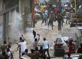 'Verano árabe' en Egipto: al menos 7 muertos en Egipto en las protestas contra Mursi