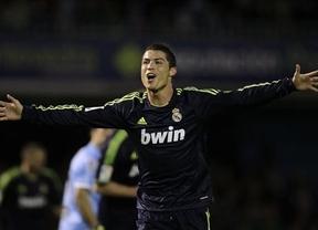 Dos goles del de siempre, Cristiano, dan el triunfo al Madrid ante un Celta luchador (1-2)