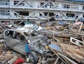 Reconstrucción de Japón costaría US $ 180.000 millones