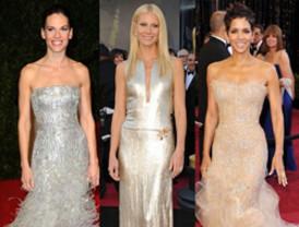 Las mejor vestidas en la alfombra roja de los Oscar