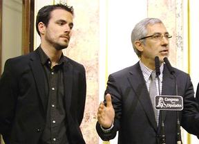 La corriente Izquierda Abierta, liderada por Llamazares, renuncia a participar en las primarias de IU por 'su carácter restrictivo'