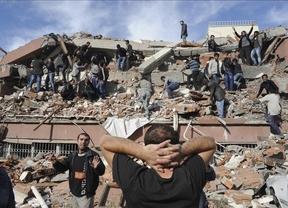 El terremoto de Turquía deja entre 500 y 1000 muertos y la OTAN ofrece su ayuda