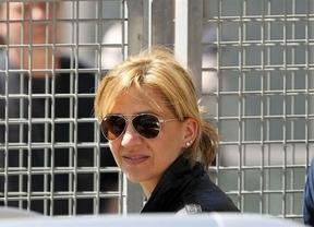 La Agencia Tributaria dice que la Infanta Cristina vendió fincas en Ciudad Real para comprar su piso