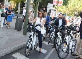 Madrid y la bici, una historia de desamor