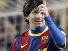 Barça lleva 16 triunfos consecutivos, ahora golea al Atlético