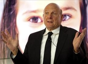 Steve Ballmer abandonará la dirección de Microsoft en un año