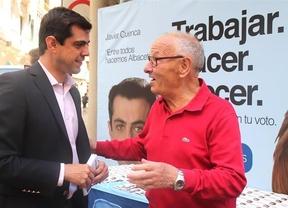 Javier Cuenca cree que los albaceteños darán su confianza al PP