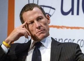 Armstrong, inasequible al desaliento y al dopaje: