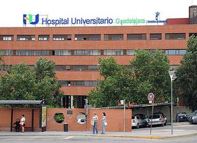 Alertan de una fuga de aguas fecales en el archivo de historias clínicas del Hospital de Guadalajara