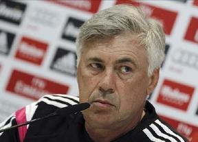 Ancelotti sigue sin resolver quién estará en la portería frente al Villarreal