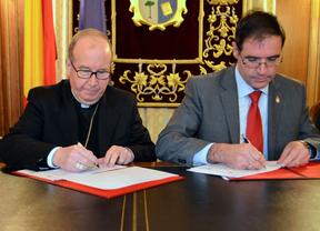 Diputación y Obispado destinarán 700.000 a restaurar 50 edificios religiosos en Cuenca