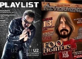 Nacen dos nuevas revistas musicales digitales: Playlist y Nevermind