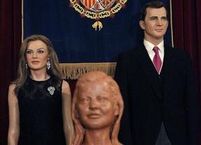 La realeza también cambia en el Museo de Cera