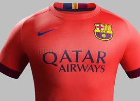 El Barça pierde la 'senyera' como segunda equipación: se pasa al carmesí