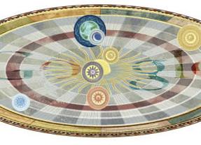 Copérnico se gana un 'doodle' por el 540 aniversario de su nacimiento