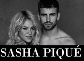 Shakira y Piqu�, padres de nuevo
