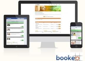Ya está disponible www.bookeo.es, el sistema de reservas por Internet más eficiente y fácil de manejar